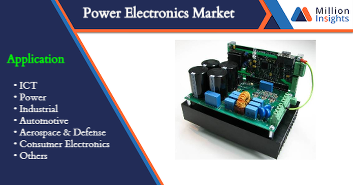 Power Electronics Market Analysis of Sales, Revenue, Price, Market